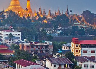Property prices in Myanmar spiraling