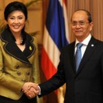 Myanmar project to get Yingluck visit