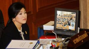 Yingluck troubled