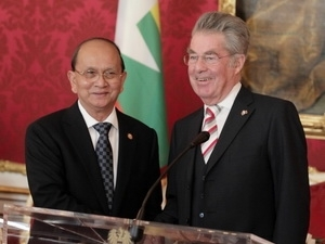 Myanmar could be 'the next Austria'