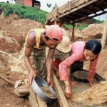 Mining block permits issued in Myanmar