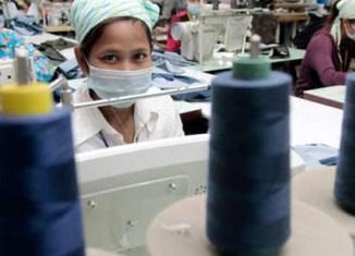 Margins of Cambodia's garment export shrinking