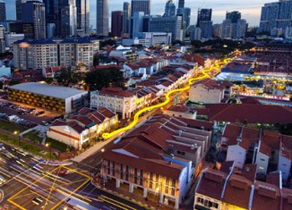 Singapore's GDP forecast to grow 3.8% in 2014