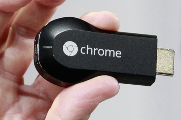 Introducing Google Chromecast