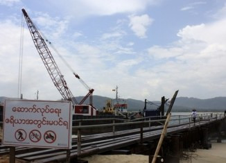 Myanmar's Dawei project hanging by a thread
