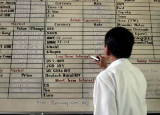 Yangon Stock Exchange on track to open in 2015