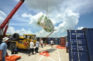 Cambodia's foreign trade up 15%