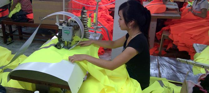 Vietnam receives $200m fresh garment investment