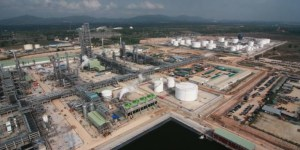 gas plant Samsung