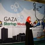 Tech start-ups in Gaza get support
