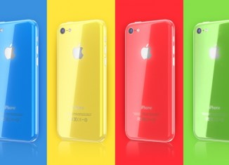 Cheap plastic iPhone coming to market