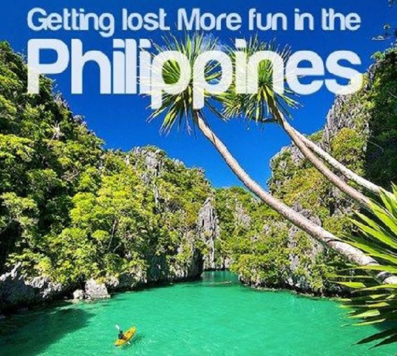 Fun in the Philippines costs $1.85b