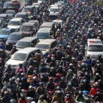 Jakarta eager to curb traffic congestion