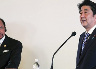 Japan, Brunei vow to enhance cooperation