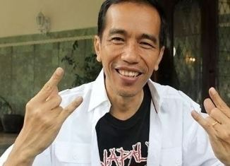 Jakarta's heavy metal-loving governor wanted for president