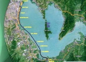 laguna lakeshore