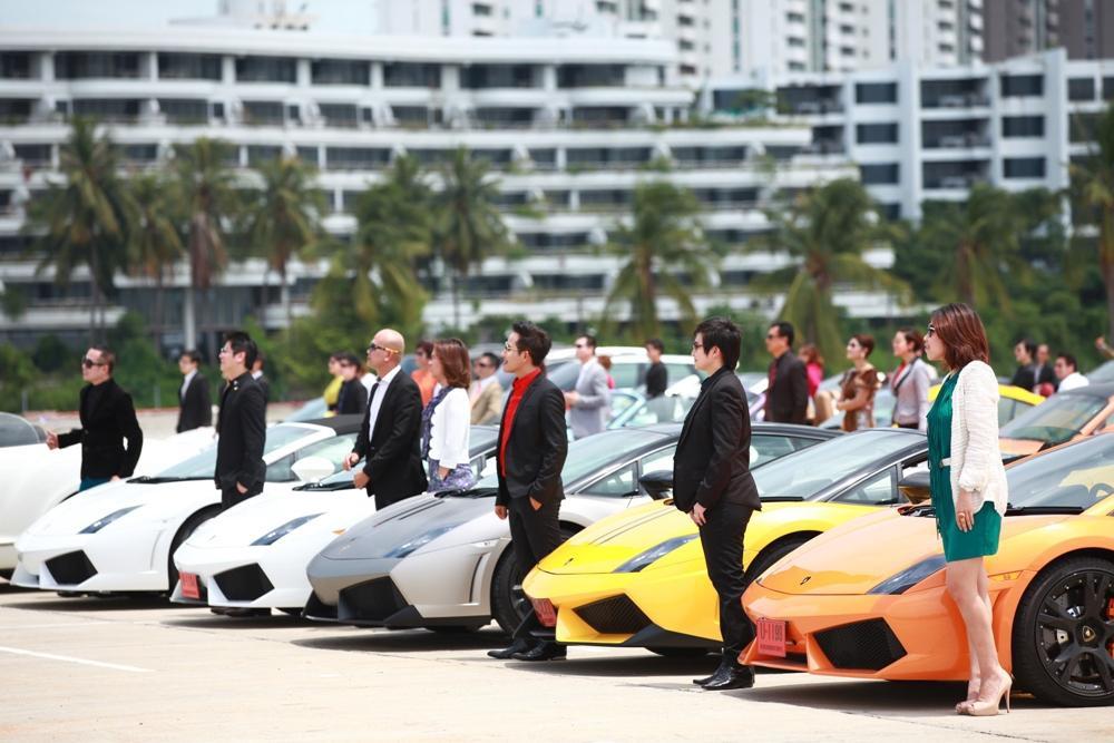 Lamborghini Owners