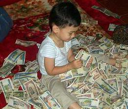 laos money