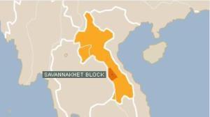 laos oil block