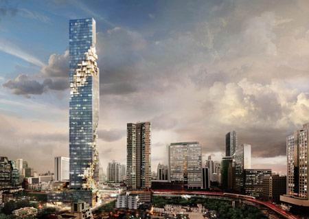 Dubai group invests in Bangkok tower