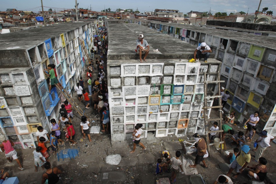 Photoblog: Manila, the gates of hell?