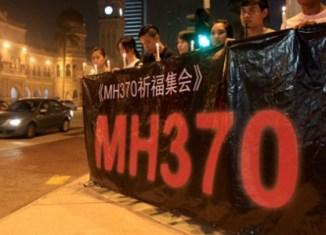 Four scenarios for missing flight MH370