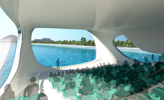 Bali's planned tsunami center a design masterpiece