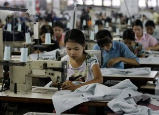 Myanmar garment sector sees more investment