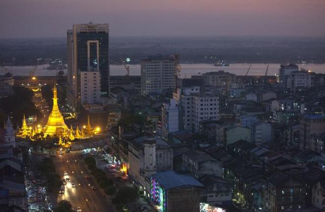 Latest FDI in Myanmar close to $800m