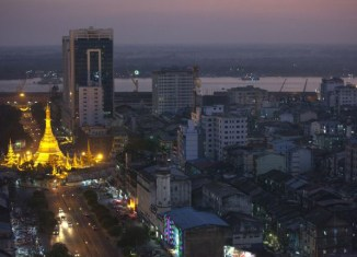 Latest FDI in Myanmar close to $800m