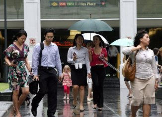 Ideal salary for living in Singapore is S$6,000, survey finds
