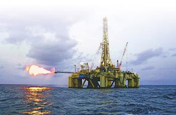Oil Block Myanmar