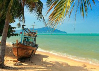 Tourist arrivals in Thailand jump 23%