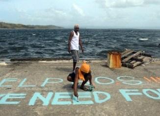 Companies pledge millions in typhoon help to Philippines