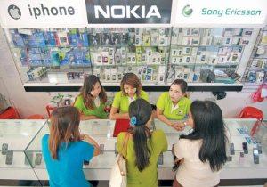 phone-sales-Myanmar