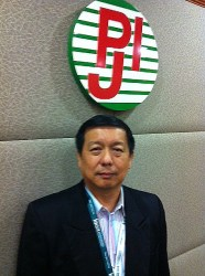 Lim Chong Ling, Managing Director of PJI Holdings