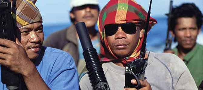 Indonesia reports rising cases of piracy
