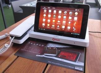 Philippines: PLDT reveals the new Telpad