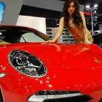 Porsche drives into Cambodia