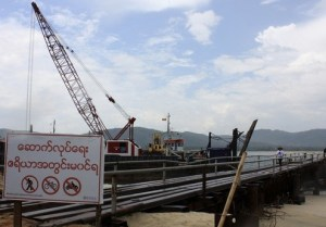 port Myanmar
