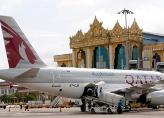 Qatar Airways Myanmar