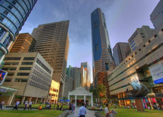 Singapore growth makes big jump