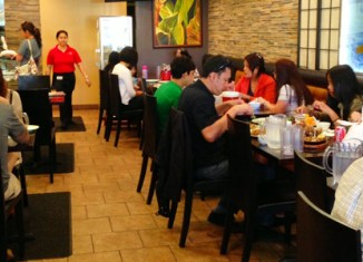 Philippine restaurants ranked by tax adherence