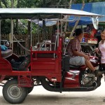 Cambodia bans use of the term 'tuk tuk'