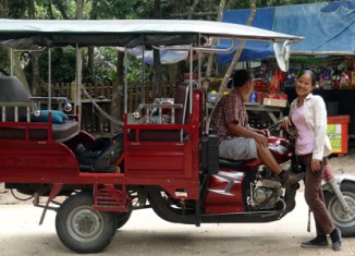 Cambodia bans use of the term 'tuk tuk'