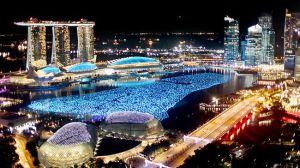 singapore-at night