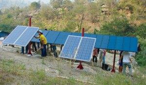 solar power myanmar