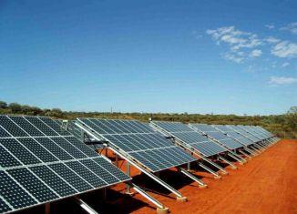 Myanmar gets first solar power plant