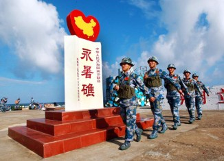 China's island funding fuels conflict