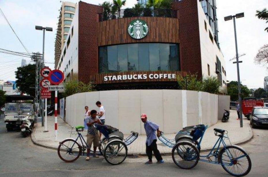 Starbucks claims robust Vietnam revenues